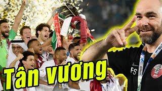 Sau chức vô địch HLV Qatar bất ngờ lên tiếng