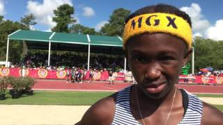 """Cha'iel Johnson - """"I Had To Do It The Best I Can And Fight Hard"""""""