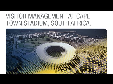 Visitor Management at Cape Town Stadium (South Africa)
