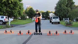 Nerf War : AI Drone Technology 3.0