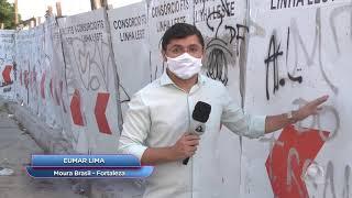 Moradores do Moura Brasil estão fora de casa mais de 1 ano   Jornal da Cidade