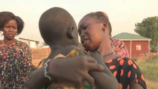 Children and Mum Reunite After Two Years Apart