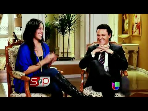 Pedro Fernandez entrevistado por su hija Karina en Sal y Pimienta