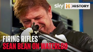 The rifles and muskets that fired on Napoleon | Sean Bean on Waterloo