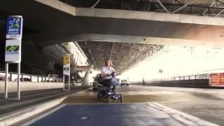 Acessibilidade nos aeroportos - Nathalia Blagevitch