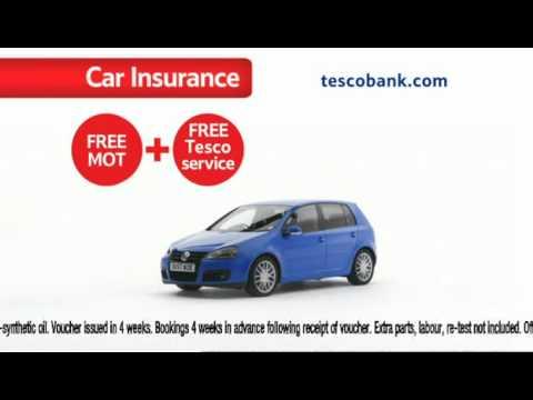 Tesco TV Advert