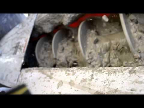 WASP Water Auger Screw Prefeeder