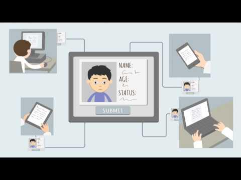 MedLogic eHIM Motion Graphic video