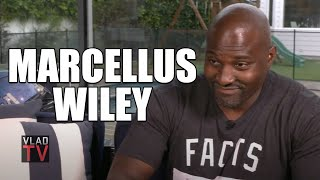 Marcellus Wiley: Kaep Doesn't Want to Play, His Workout was C+, Took NFL Hush Money (Part 8)