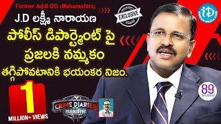 JD Laxminarayana Full Interview: Crime Dairies With Murali..