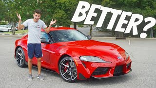 Everyone Said 2021 Toyota Supra is BETTER Then 2020 A90!