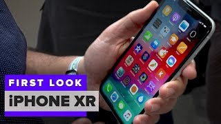 iPhone XR: First look