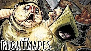 Little Nightmares Gameplay German FULL GAME - Ein kleines Licht in der Dunkelheit