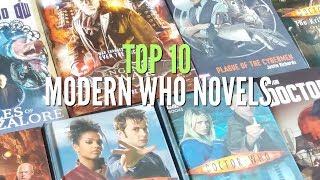 Top 10 Modern Doctor Who Novels