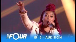 Lil Bri: 17-Year-Old Rising Star Rapper THROWS DOWN! | S2E3 | The Four