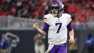 The rise of Vikings quarterback Case Keenum