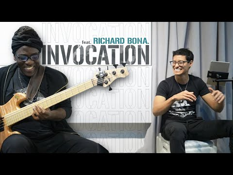 INVOCATION feat. Richard Bona & Raices Jazz Orchestra