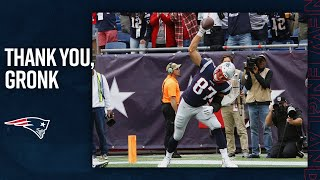 Thank you, Gronk