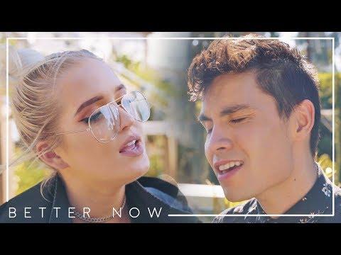 Better Now (Post Malone) - Sam Tsui & Macy Kate Cover | Sam Tsui