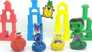 Learn Colors with Blocks and Toys! Fun Learning for Kids by Puggy Pineapple