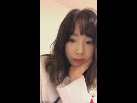 [탱스타 LIVE 🎥] 태연 골든디스크 수상 감사 인사 & 가수들 무대 보며 느꼈던 감정