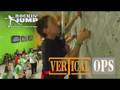Vertical Ops Experience - Rockin' Jump Greensboro