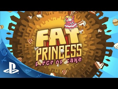Fat Princess: Piece of Cake | PSVita - PlayStation® Trailer