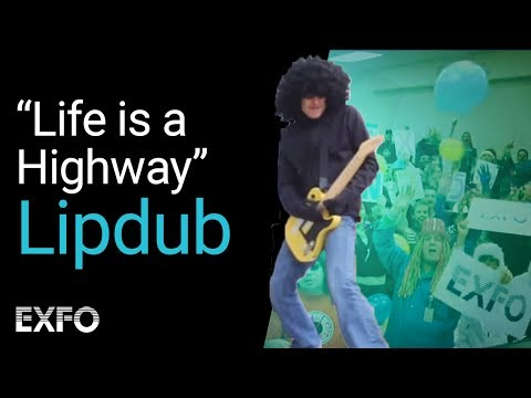 Baixar Lipdub EXFO ''Life is a highway'' - Rascal Flatts & Tom Cochrane