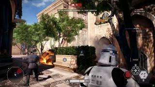 Star Wars Battlefront 2 - Többjátékos Mód Játékmenet