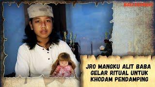 Jro Mangku Alit Baba Gelar Ritual untuk Khodam Pendamping