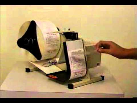 TAL 450 Label Dispenser