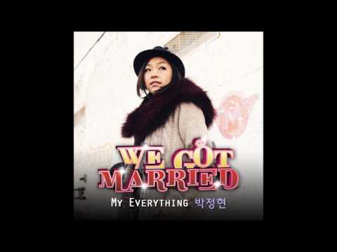 朴贞贤《My Everything》我們結婚了世界版OST