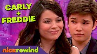 Carly & Freddie's Relationship Timeline 💻💜 iCarly | NickRewind