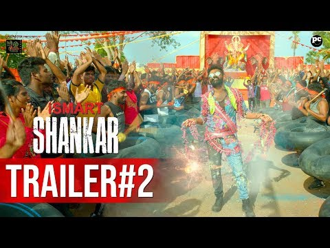 #iSmartShankar Official Trailer 2