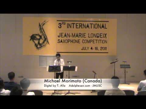 3rd JMLISC: Michael Morimoto (Canada) Digital by T. Alla