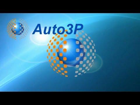 Bienvenidos al mundo de Auto3P - Spanish