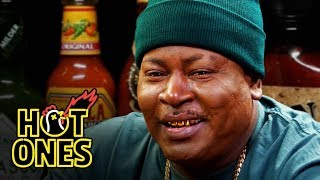 Trick Daddy Prays for Help While Eating Spicy Wings | Hot Ones