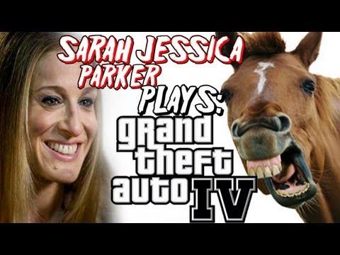 Baixar SARAH JESSICA PARKER PLAYS GTAIV!