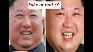 Is Kim Jong-un using a duplicate? Internet points out the ..