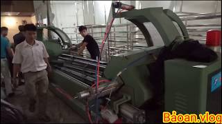 Đam mê nghề nghiệp tậu luôn cỗ máy nhôm hơn 10Tấn - Đã chơi là phải chất- Bảoan.vlog (FullHD)