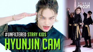 [UNFILTERED CAM] Stray Kids Hyunjin(현진) '神메뉴(God's Menu)' 4K   BE ORIGINAL