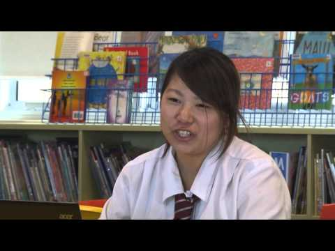 Haruka from Japan talks about her experience studying at Queensland Government School