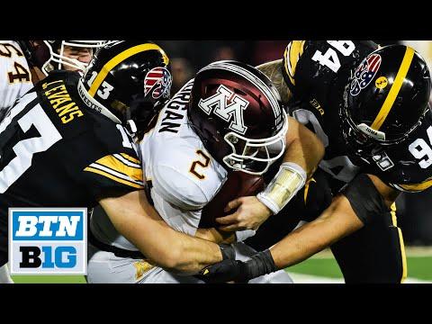 Hawkeyes Hand Gophers First Loss of 2019 | Minnesota at Iowa | Nov. 16, 2019 | Big Ten Football