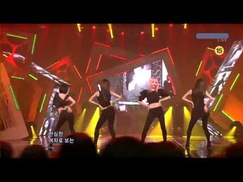 Miss A - Bad Girl Good Girl (Best Performance)