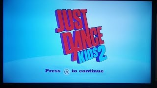 Just Dance Kids 2 Texer. Part 2. LIVE 🔴