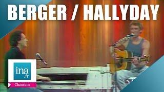 Michel Berger et Johnny Hallyday