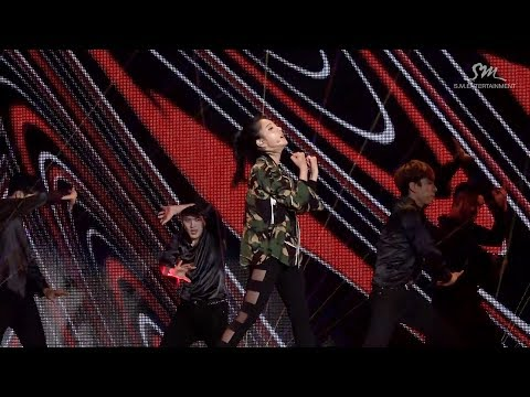 BoA 보아 'CAMO' in SMTOWN LIVE WORLD TOUR VI
