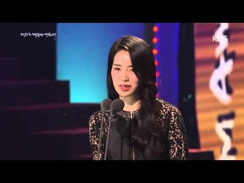 [HIT] 대종상영화제-신인여우상 - 임지연 (인간중독).20141121