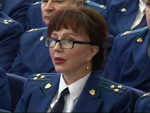 Состоялось расширенное заседание коллегии прокуратуры Ленинградской области