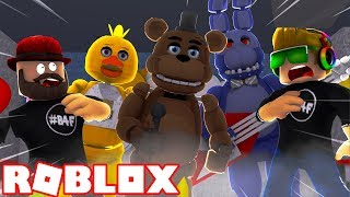 WHAT??!! THEY ARE ALIVE AT 3AM!! ROBLOX FREDDY TYCOON 3